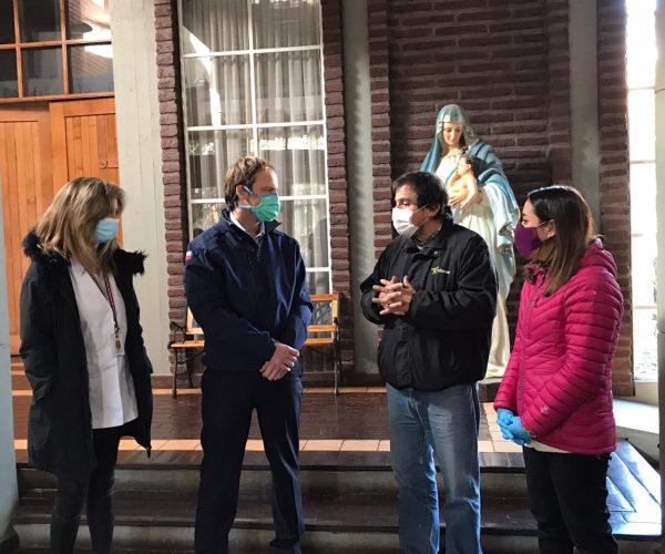 Nuestra Fundación abre Albergue sanitarios para personas en situación de calle contagiados de Covid – 19