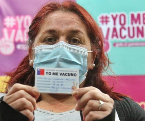 Vacunación contra Covid 19 en Albergue Villavicencio